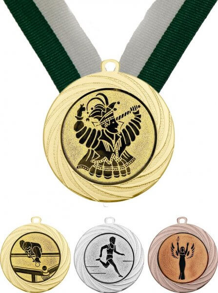 70 mm Medaille